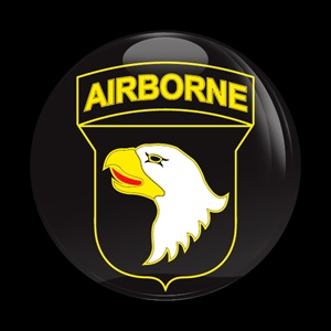 Flag Us Army 101st Airborne