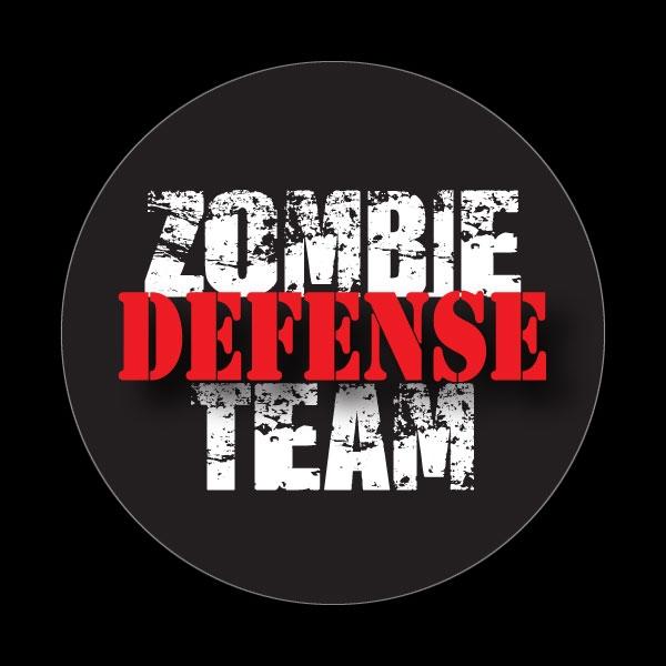 Dome Badge Zombie Defense Team 2