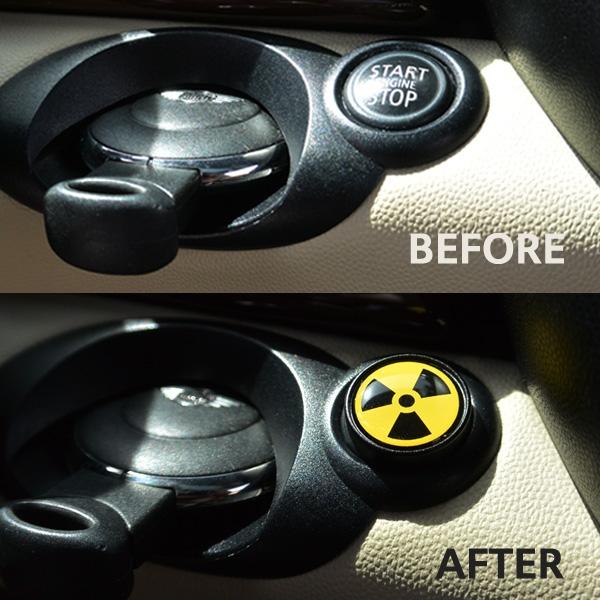 MINI Cooper Engine Starter Button