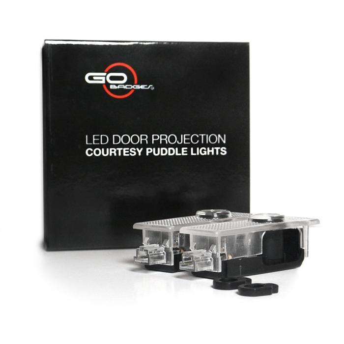 Mini Led Door Projection Courtesy Puddle Light