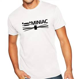 Men's MINI Cooper Short Sleeve Premium T-Shirt-MINIAC