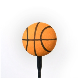 Antenna Ball Topper - BASKETBALL