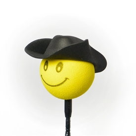 Antenna Ball Topper - COWBOY