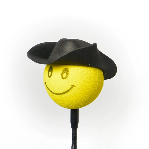 Antenna Ball Topper Cowboy