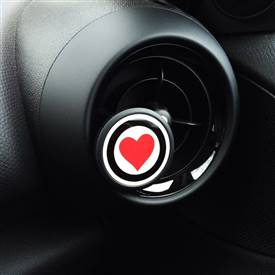 Automotive Air Freshener Interior Badge Vent Clip