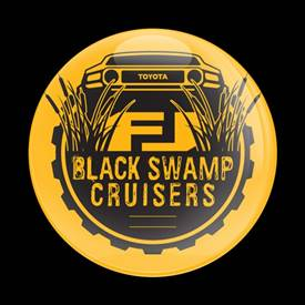 CLUB BLACK-SWAMP YELLOW