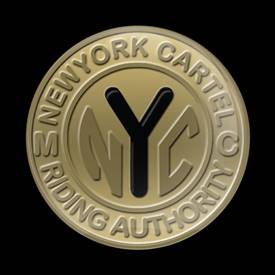 Magnetic Car Grille Dome Badge - Club NYC Cartel