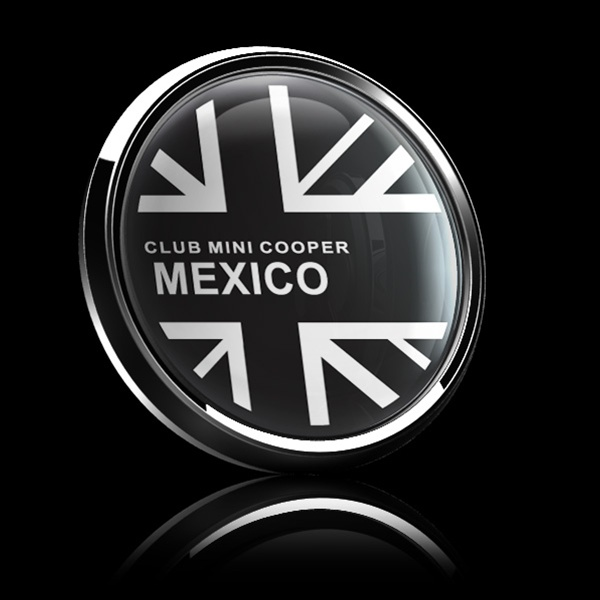 dome badge-club mini cooper mexico