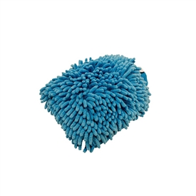 "Chenille Microfiber Wash Mitt ""The Shaggy"""