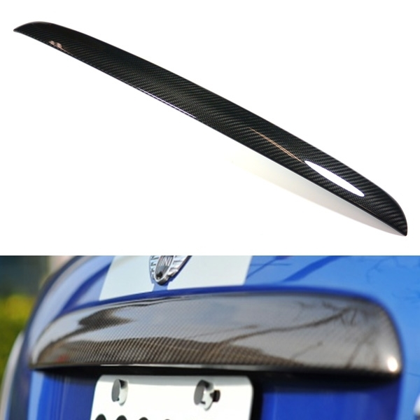 CARBON FIBER TRUNK LID COVER for MINI COOPER R56,57,58,59