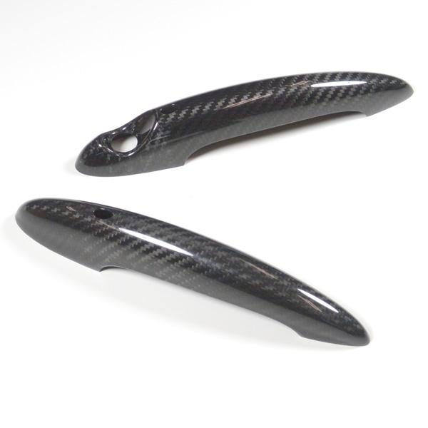 MINI Cooper R56, R57, R58, R59 Carbon Fiber Door Handle Cover