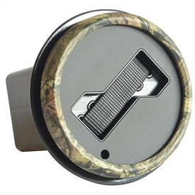 Hitch Cover Badge Holder - Camo Trim Ring