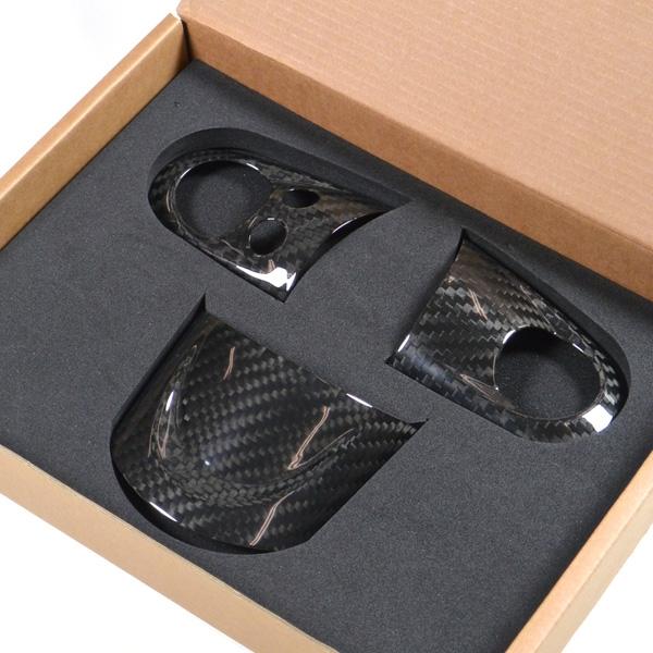 Mini Cooper R55 R56 R57 R58 R59 R60 Carbon Fiber Steering