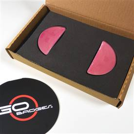 MINI Cooper R55,56,57,58,59 Door Pull and Glove Box covers in Pink