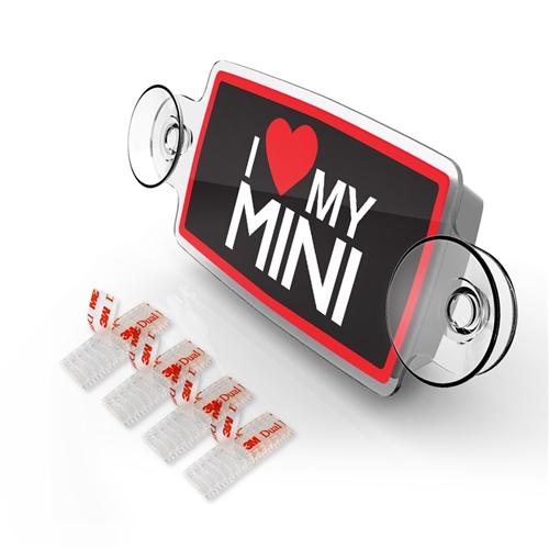 Small Toll Pass Ez Pass Transponder Holder I Love Mini