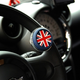 UNIONJACK STEERING WHEEL SPINNER KNOB