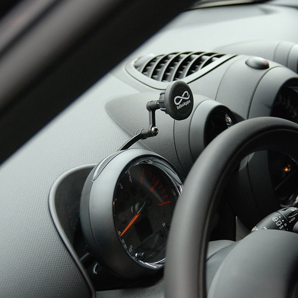 Magnetic Cell Phone Mount >> MINI Cooper R60 R61 Magnetic Cell Phone Holder