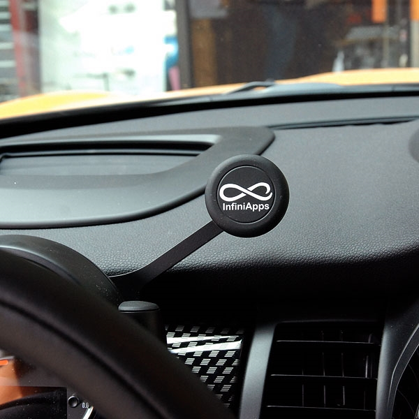 Magnetic Cell Phone Mount >> MINI Cooper Magnetic F54 F55 F56 F57 Cell Phone Holder