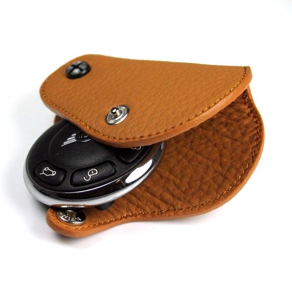 Blue Leather Key Fob for Mini Cooper R55,R56,R57,R58,R59,R60,R61 Blackjack